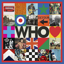The Who - WHO New CD Released 06/12/2019