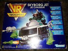 VR TROOPERS SKYBORG JET completo MIB