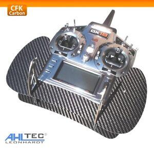 Senderpult AHLtec - Spektrum DX18 & DX18 QQ / GFK Black oder ECHT CARBON