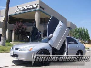 Honda Accord 03-07 4 Dr Lambo Door Kit Vertical Doors Inc