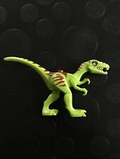 Lego Jurassic World Park Raptor Figure