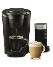 Keurig K-Latte Coffee Maker with Milk Frother, Compatible with all Single Serve
