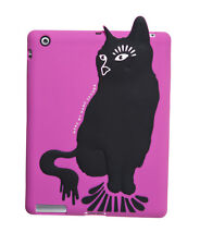 MARC BY MARC JACOBS Animal Rue Cat Silicone iPad Case Pop Pink $72