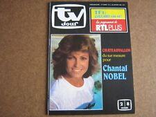 TV JOUR 85/05 (30/1/85)CHANTAL NOBEL OLIVIA NEWTON-JOHN