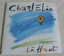 RARE CD SINGLE PROMO 1 TITRE LA HAUT CHARLELIE COUTURE 2002