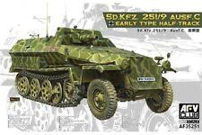 AFV Club AF35251 1/35 Sd.Kfz. 251/9 Ausf. C Early type half-track