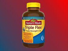 Nature Made TripleFlex Triple Strength, 200 Caplets Glucosamine Chondroitin MSM