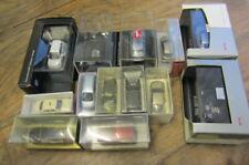div. PKW in 1/87 - 13 Stück - Konvolut - Mercedes / Audi / Opel / VW etc.