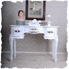Konsole shabby Schminktisch weiss Konsolentisch Wandtisch Tischkonsole Antikstil