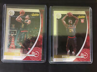 2019-20 Absolute Atlanta Hawks Lot Trae Young Bruno Fernando Rookie RC MINT