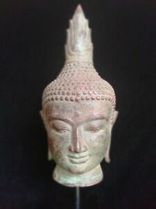 Buddha Head  Crown Chakra  vipassana meditation enlightened yoga