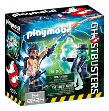 Playmobil 9224 Fantasma Ghostbusters ™ Spengler con