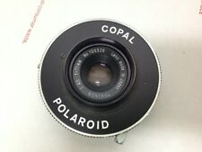 Tominon 75mm 1:4.5 Lens In Polaroid Copal  * Untested*