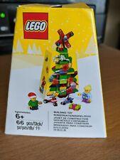 New Lego Christmas Tree Box 66 Piece 2017
