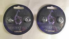New 2pc Resident Evil Analog Thumb Gripz - PS3 & XBOX360 (Limited Edition)
