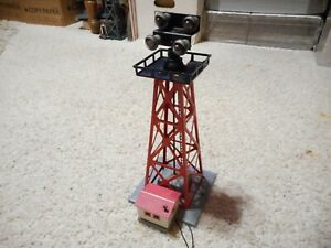S SCALE AMERICAN FLYER/MTH 23774 FLOODLIGHT TOWER