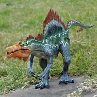 Spinosaurus Toy Figure Realistic Dinosaur Model Kids Toys TOP UK Birthday X5Y8