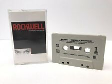 Rockwell Somebodys Watching Me Audio Cassette 1984 Motown Records