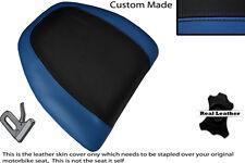 BLACK & ROYAL BLUE CUSTOM FITS HONDA GOLDWING GL 1500 88-00 BACKREST COVER