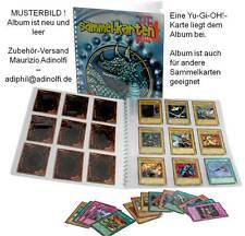 Neu: Sammelalbum für Sammelkarten / Tradingcards trading cards yu gi oh pokemon