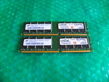 2GB Crucial PC3200 400MHz DDR1 Memory, TESTED