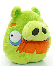 Angry Bird Green Pig Plush Backpack-New Style- Limited Edition- Great Gift Item!