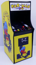 MINI PAC MAN ARCADE MACHINE MODEL 1/12TH SCALE (6 INCHES)