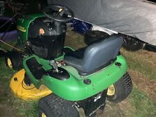 2006 john deere tractor riding lawnmower