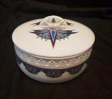 Elizabeth Arden Treasures of the Pharaohs trinket box or covered vanity dish