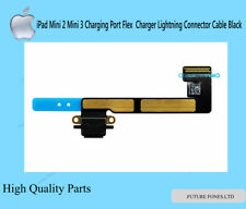 Charging Port Flex iPad Mini 2 Mini 3  Charger Lightning Connector Cable Black