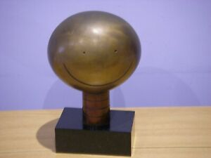 The Smile by Doug Hyde Bronze sculpture LE Brand New