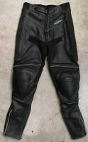 ProSpeed Ladies Leather Sports Motorcycle Motorbike Jeans Pants Trousers - Large