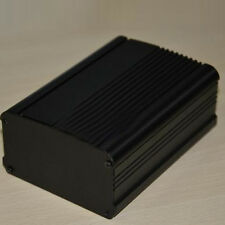 Aluminum enclosure splitted box electric shell black DIY 95X54X130mm NEW custom