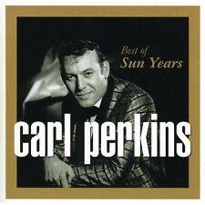 Carl Perkins - Best of the Sun Years (NEW CD, Feb-1999, Repertoire)