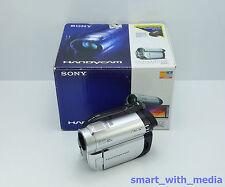 Sony Handycam DCR-DVD110E videocamera in scatola DVD Disc Digital Video Camera