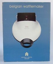 Michael Graves Design Belgian Wafflemaker Made for Target by Black & Decker Nib