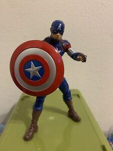 Marvel Legends Captain America Age Of Ultron