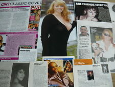 MARIAH CAREY - MAGAZINE CUTTINGS COLLECTION (REF Z14)