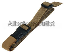DROP LEG LASHING STRAP Ontario OKC3S Compatible Tactical Cargo COYOTE NEW
