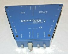 RME Synthax Suzy Passive line attenuator and cable format converter