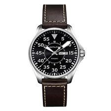 Hamilton Khaki Aviation Pilot Mens Watch H64611535