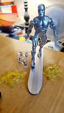 "Marvel legends silver surfer hasbro 6"" figure"
