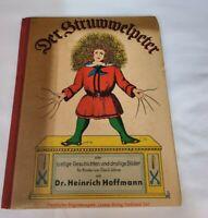 Vintage Der Struwwelpeter Book, German