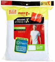 Men's Freshiq Comfortsoft Crewneck T-Shirt (Bonus, White, Size XX-Large Rk