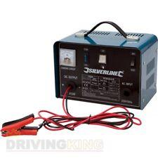Profi-Batterieladegerät 12/24V 100-240Ah PKW Werkstatt-Auto-Batterie Lade-Gerät