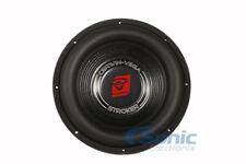 "CERWIN-VEGA ST124D 2000W 12"" Stroker Series Dual 4 ohm Car Audio Subwoofer Sub"