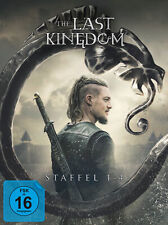 The Last Kingdom - Staffel 1-4 DVD *NEU*OVP*