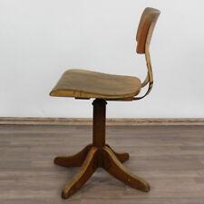 alter Ama Elastik Modell 325 Arbeits Dreh Stuhl Bauhaus Ära 30er-50er Jahre #6