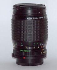 Obiettivo Canon FD 35-105 mm f. 3.5-4.5