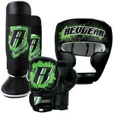 Revgear Youth Kids Boxing MMA Sparring Gear Set - Green